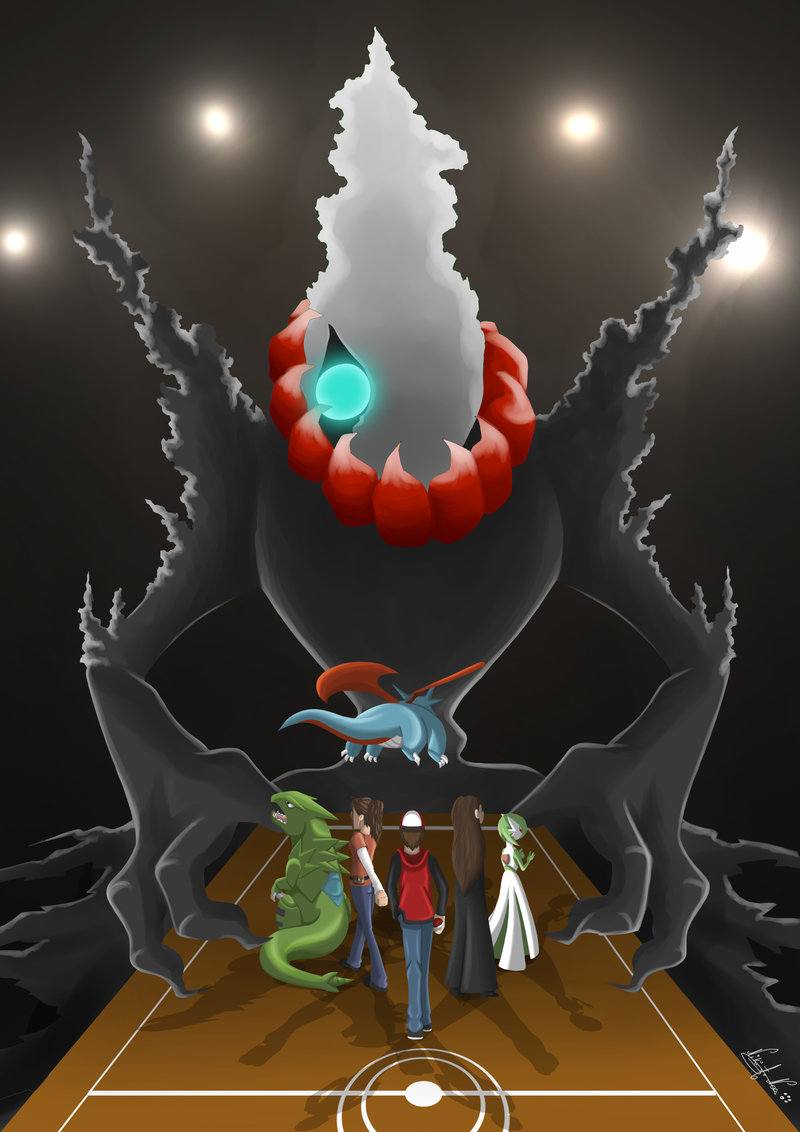 <b>TERREUR SUR L'AIR DE SURVIE : </b><br />                                                                                                Commande réalisée pour le jeux de rôle ''Hakai-Kousen''. RPG sur l'univers de ''Pokémon''. <br>Vous retrouverez toutes les infos sur le RPG ici: <a href='https://hakai-kousen.com'>hakai-kousen.com/</a>  <br>Et l'illustration là: <a href='https://hakai-kousen.com/tmp/Hakai_Kousen_-_Scenario_-_Terreur_a_l_Aire_de_Survie.pdf'>Terreur sur l'Air de Survie PDF</a>  <br>Logiciel: ''Paint Tool SAI'' / ''Photoshop''.                                                                <br />