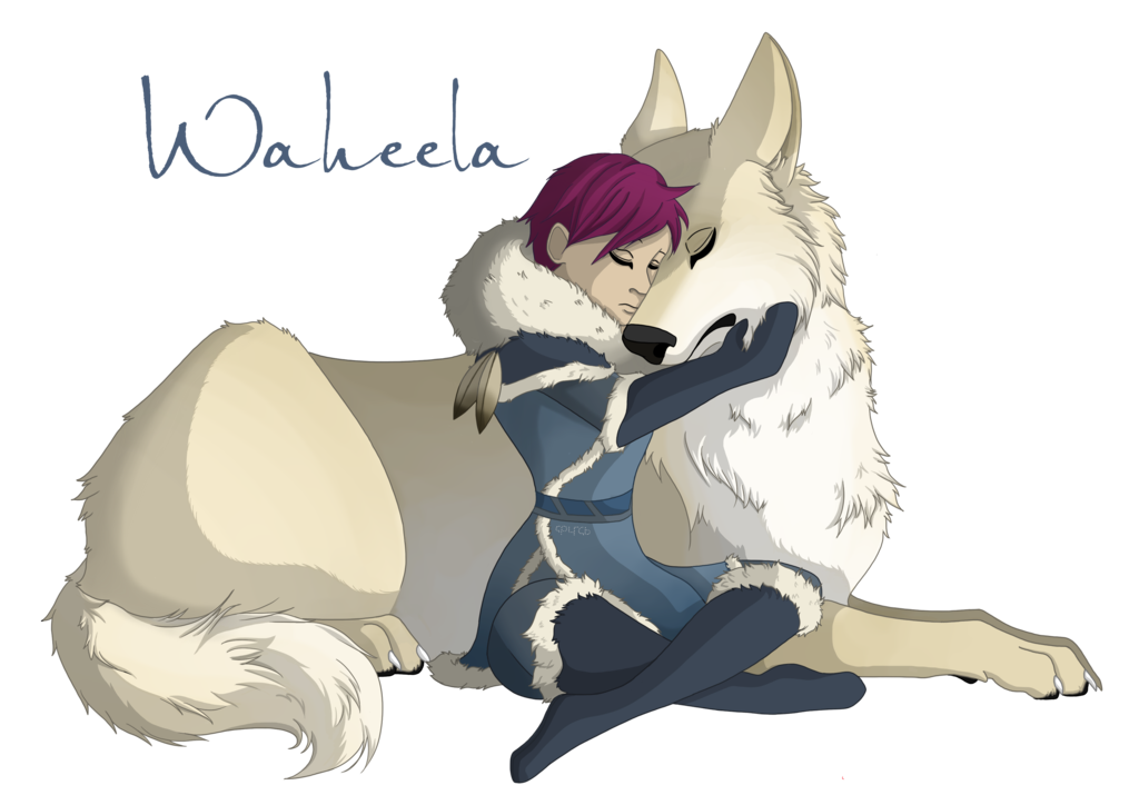 <b>WAHEELA : </b><br/>            Illustration réalisée pour la nouvelle petite entreprise Waheela, spécialisée en comportement canin. <br>Je souhaite bonne chance à Aurélie dans sa nouvelle aventure et lui souhaite de réussir dans sa passion.  <br>Logiciels: ''Paint Tool SAI'' / ''Photoshop'' <br>Septembre 2017        <br/>