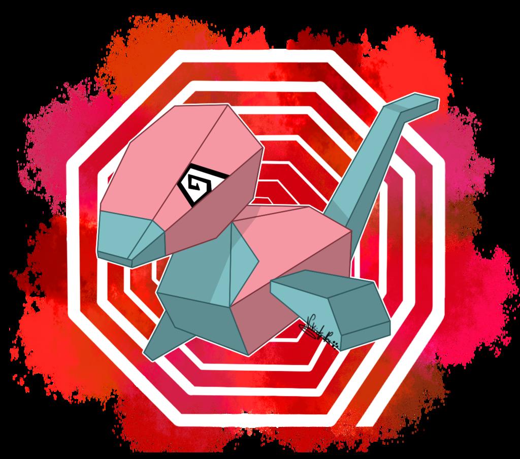 <b>PORYGON ERROR 404 : </b><br/>             Commande réalisée pour le jeux de rôle ''Hakai-Kousen''. RPG sur l'univers de ''Pokémon''. <br>Vous retrouverez toutes les infos sur le RPG ici: <a href='http://hakai-kousen.com'>hakai-kousen.com/</a>  <br>Logiciel: ''Paint Tool SAI'' <br>Octobre 2017        <br/>