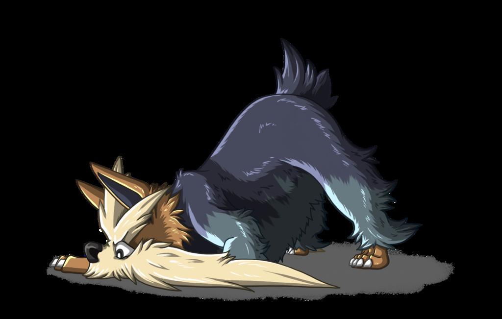 <b>MASTOUFFE : </b><br/>            Commande réalisée pour le jeux de rôle ''Hakai-Kousen''. RPG sur l'univers de ''Pokémon''. <br>Vous retrouverez toutes les infos sur le RPG ici: <a href='http://hakai-kousen.com'>hakai-kousen.com/</a>  <br>Logiciel: ''Paint Tool SAI'' <br>Novembre 2017                        <br/>
