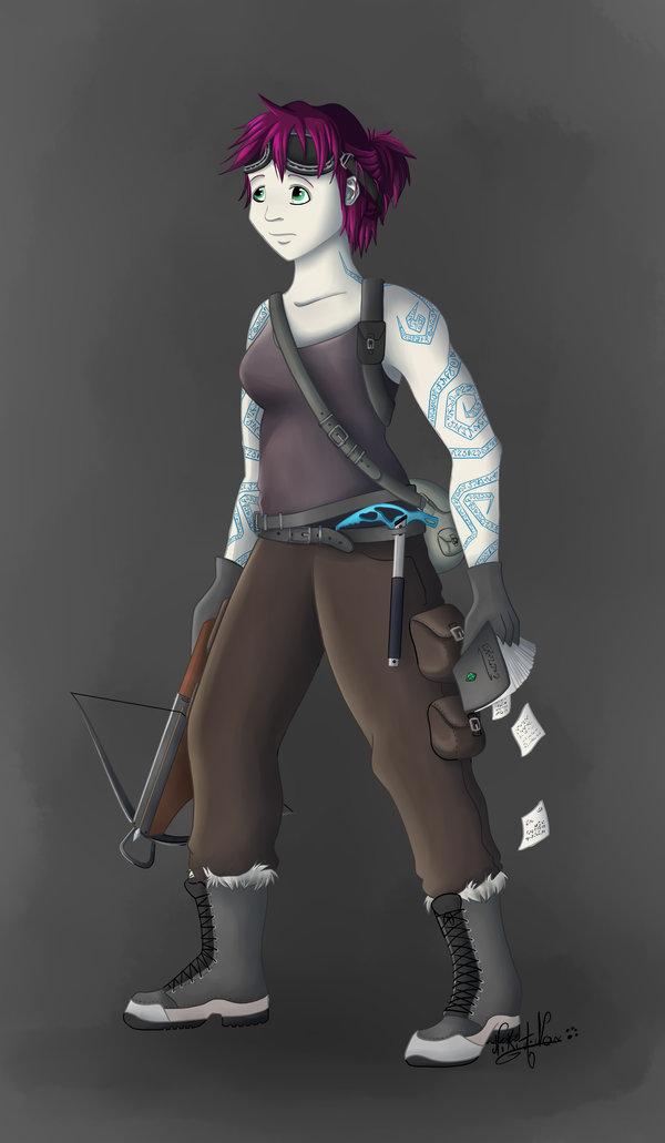 <b>HAMIL : </b><br/>                                                            Commande d'un joueur de Minecraft RPG qui voulait une illustration de son personnage Hamil. <br>Lien de la page du personnage: <a href='https://www.aquilon-mc.fr/forum/viewtopic.php?f=48&t=7208&p=72262#p63542'>Fiche personnage</a>  <br>Vous pouvez voir toute la conception de cette illustration en cliquant ici:<a href='https://www.youtube.com/watch?v=y_C4sjJ2Hpw'> lien du speedart </a> <br>Janvier 2018                            <br/>